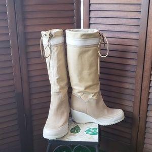 New Aldo leather boots sz 39